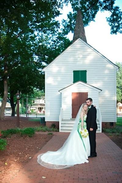 St Mark S Chapel At Mordecai Historic Park Venue