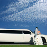 220x220 sq 1422052309898 stock photo 5482687 wedding and limousine