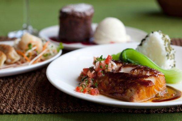 Roy 39 s restaurant bonita springs fl wedding venue - Hawaiian fusion cuisine ...