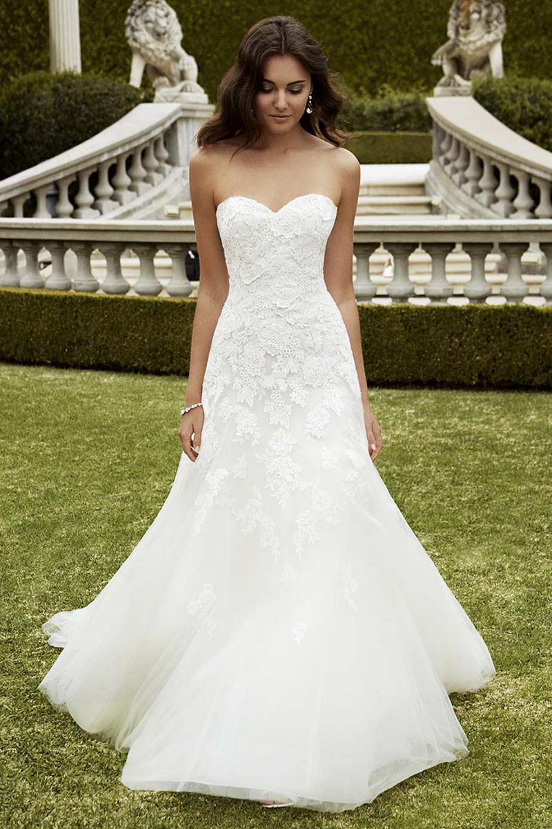 Blue Wedding Dresses Enzoani : Blue by enzoani wedding dresses photos image