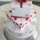 130x130 sq 1453409568712 juliette weddings christmas wedding cake