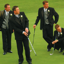 220x220 sq 1456239789721 groomsmen on golf course