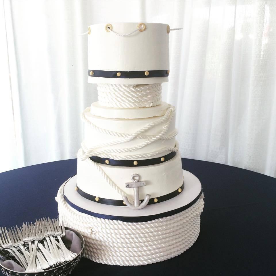 Honey Hive Bakery - Wedding Cake - Edgewater, MD - WeddingWire
