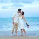 130x130 sq 1370976295049 beach pic of couple