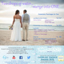 130x130 sq 1433531209344 ceremony package for 2