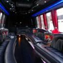 130x130 sq 1421266431069 36 passenger limo bus inside