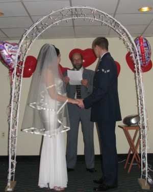 photo 2 of Affordable Virginia / MD / DC Civil Ceremonies & Wedding Ministers