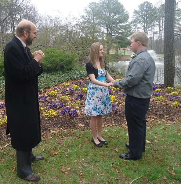 photo 3 of Affordable Virginia / MD / DC Civil Ceremonies & Wedding Ministers
