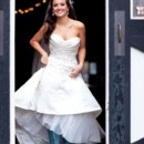 130x130 sq 1427476711186 barn  bride in front of barn in blue boots