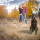 130x130 sq 1474914836092 kenosha pass co fall colors engagement brown lab