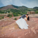 130x130 sq 1475166796904 willow ridge manor mountain wedding dip kiss