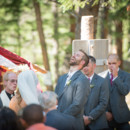 130x130 sq 1475172425498 camp colorado wedding ceremony groom photojournali