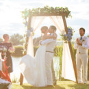 130x130 sq 1475172802914 osborn farm wedding ceremony kiss sundrenched