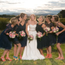 130x130 sq 1475173504586 osborn farm wedding bridesmaids sunset photos