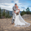130x130 sq 1480356496323 taharaa mountain lodge wedding forehead kiss