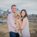 130x130 sq 1487735810442 denver skyline engagement with golden doodle