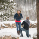 130x130 sq 1494513493879 sapphire point snowy winter proposal in mountains