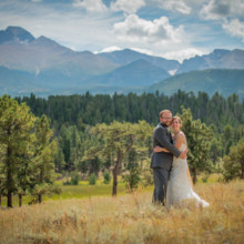 220x220 sq 1444017932298 rocky mountain national park wedding bride and gro