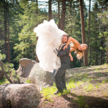 220x220 sq 1474916074396 camp colorado mountain playful wedding photography