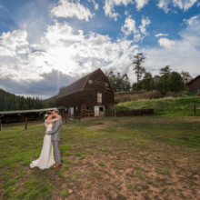 220x220 sq 1474916093587 lower lake ranch colorado mountain wedding blue cl