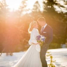 220x220 sq 1489809321179 colorado mountain wedding sunset photos in brecken