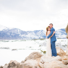 220x220 sq 1494470700677 sapphire point breckenridge co mountain wedding ph