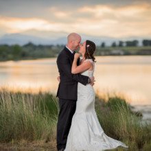 220x220 sq 1507655705663 berthoud colorado wedding lake sunset picture