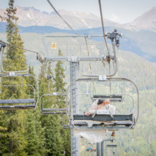 220x220 sq 1507655716785 copper mountain resort wedding chairlift