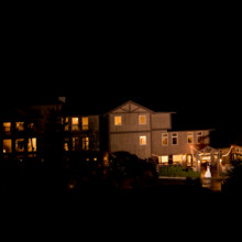 220x220 sq 1507655805016 taharaa mountain lodge wedding night photography c