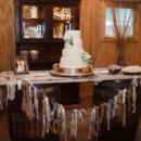 130x130 sq 1458845087934 rustic cake stand