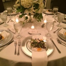 220x220 sq 1424279907535 catering bham table setting
