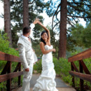 130x130 sq 1417657544230 zephyr wedding couple trees bridge