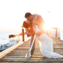 130x130 sq 1417657592309 zephyr wedding couple kiss pier660