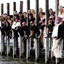 130x130 sq 1417657940730 beach retreat wedding party pier660