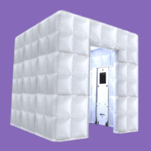 220x220 sq 1508445989179 inflatable booth   instagram