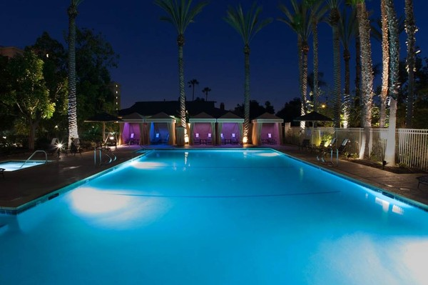 Wyndham anaheim garden grove garden grove ca wedding venue for Garden grove pool