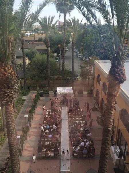 Wyndham Anaheim Garden Grove Garden Grove Ca Wedding Venue