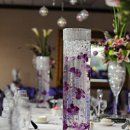 Floating Orchid Centerpiece