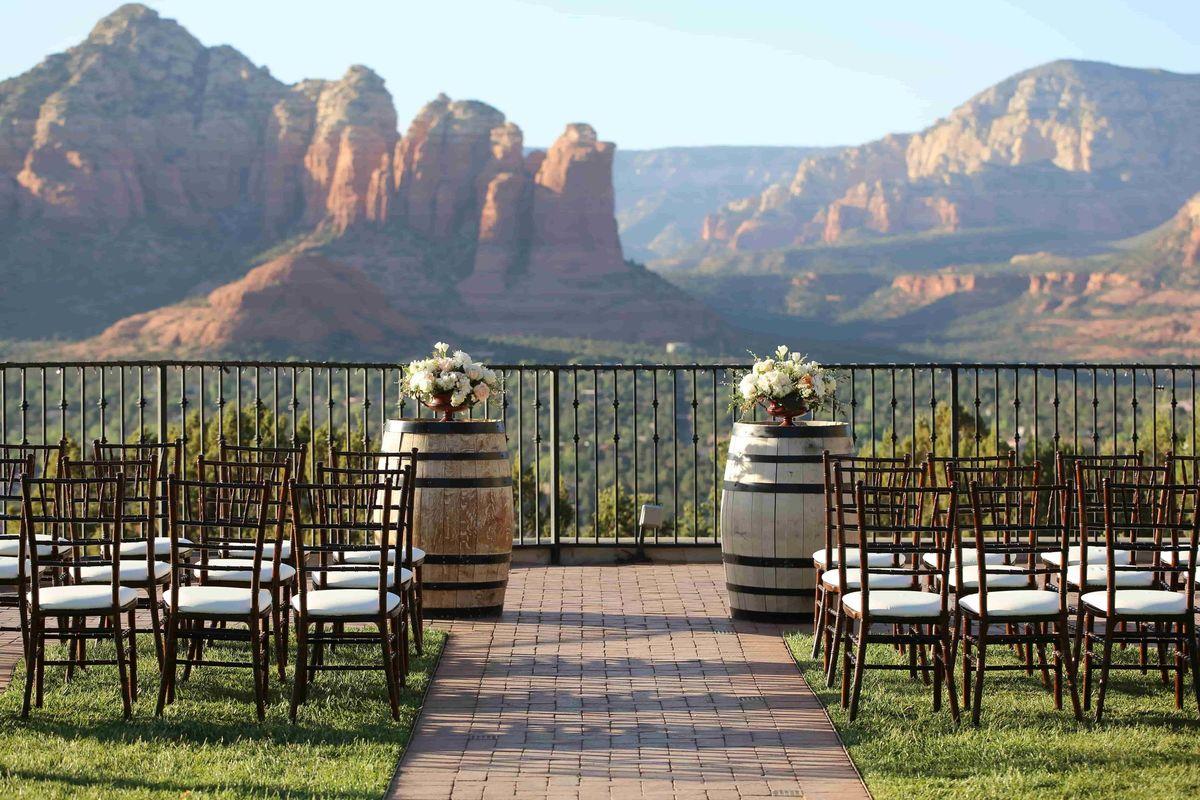 Sky Ranch Lodge - Venue - Sedona, AZ - WeddingWire
