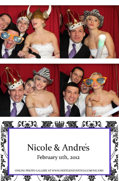 photo 1 of NextGen Wedding Photo Booths