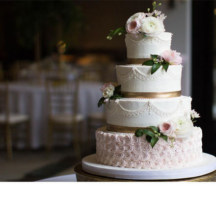 Wedding Cakes Near Augusta, GA. Bonnie Brunt Cakes, LLC