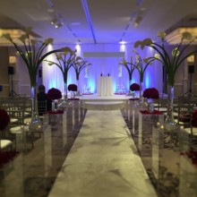 220x220 sq 1475683879412 stunning ceremony elegant decor ceremony modern ce