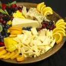 130x130 sq 1445442184126 fruit  cheese on brazillian wood bowl