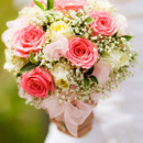 130x130 sq 1372009710853 pink and white bride bouquet
