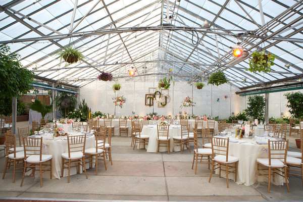The Horticulture Center Philadelphia Pa Wedding Venue
