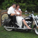 130x130 sq 1368200876098 dario and tammy and their motorcycle