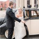 130x130 sq 1481650421321 bride and groom exiting bentley