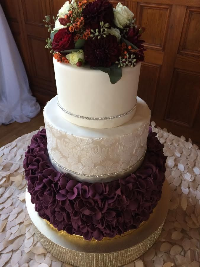 wrights dairy farm wedding cakes wright s dairy farm and bakery wedding cake 27661
