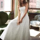 Galina  <br /> Style WG3512  <br /> Lace Ball Gown with Intricate Embroidered Details