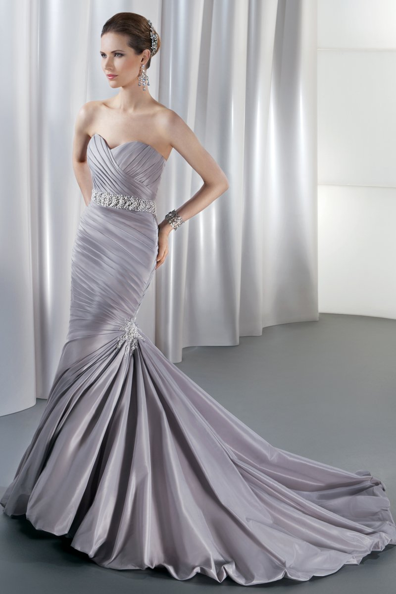 Wedding Dresses In Platinum - Discount Wedding Dresses